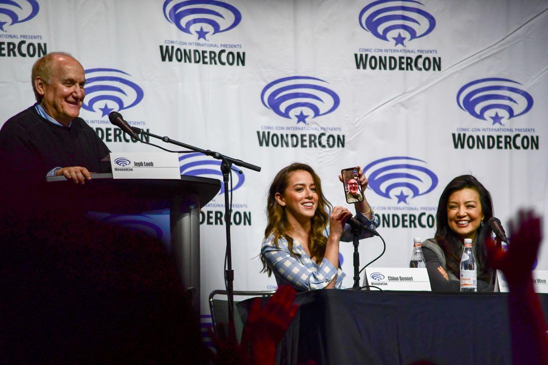 Agents Of SHIELD Cast WonderCon 201850