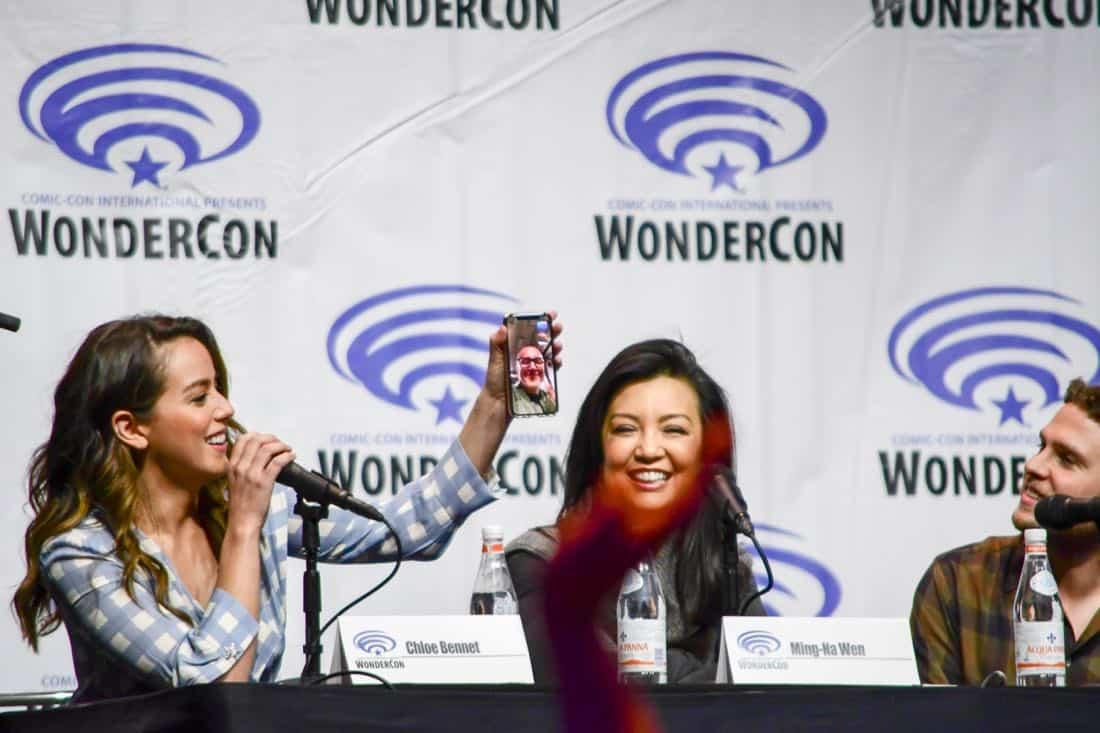 Agents Of SHIELD Cast WonderCon 201851