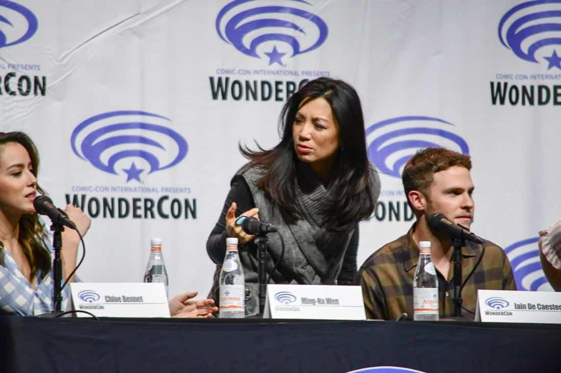 Agents Of SHIELD Cast WonderCon 201833
