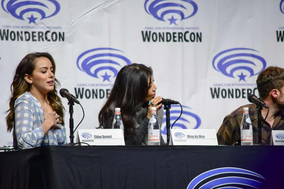 Agents Of SHIELD Cast WonderCon 201834