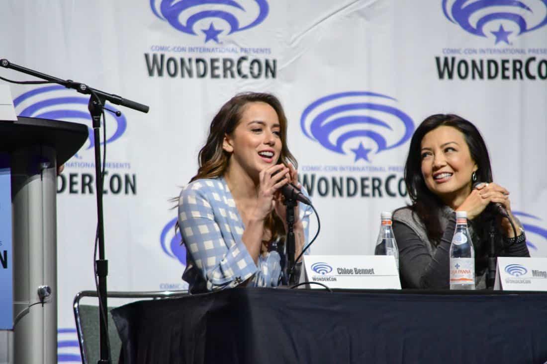 Agents Of SHIELD Cast WonderCon 201836