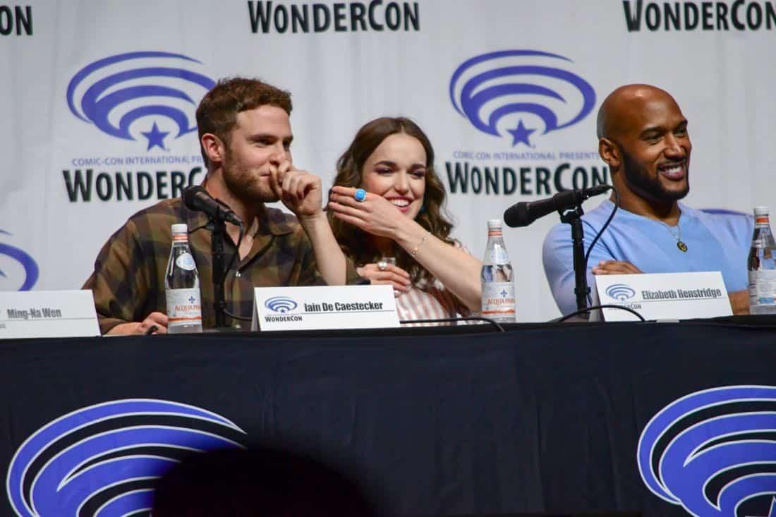 Agents Of SHIELD Cast WonderCon 201837