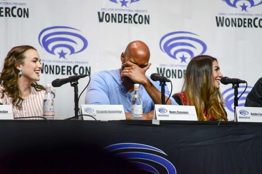 Agents Of SHIELD Cast WonderCon 201838