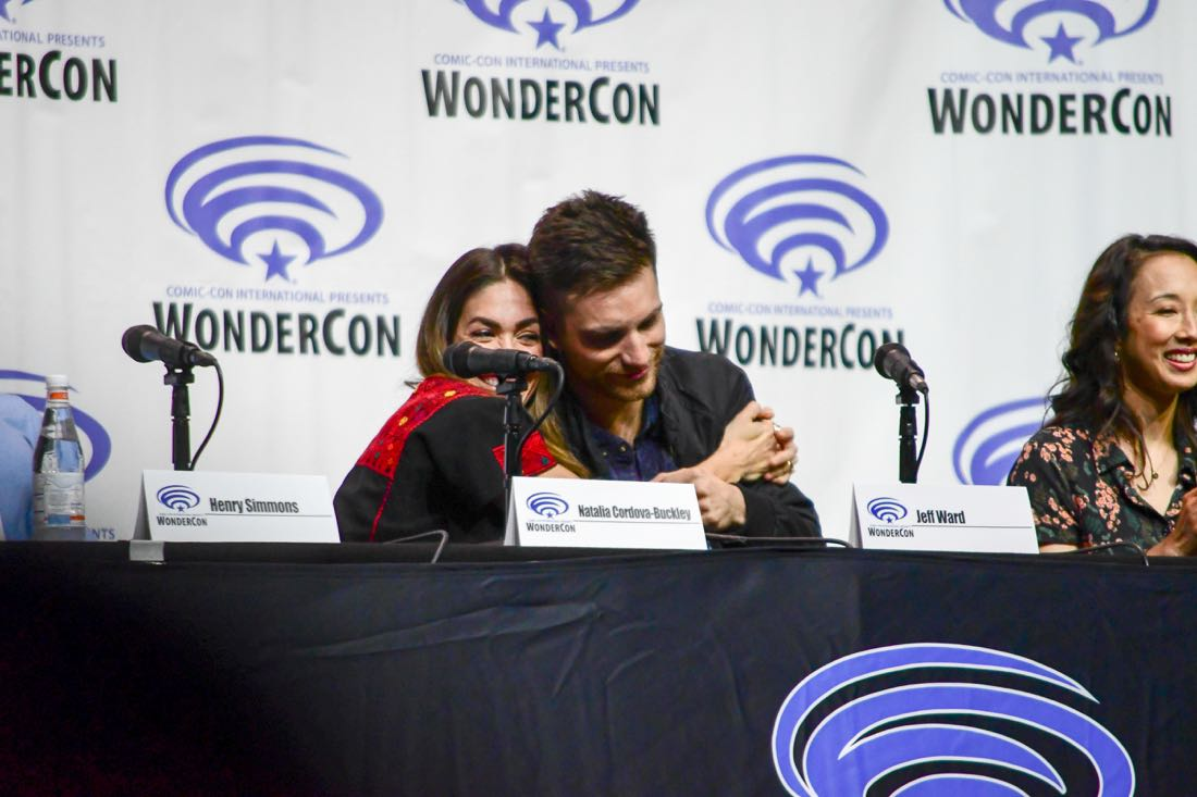 Agents Of SHIELD Cast WonderCon 201840