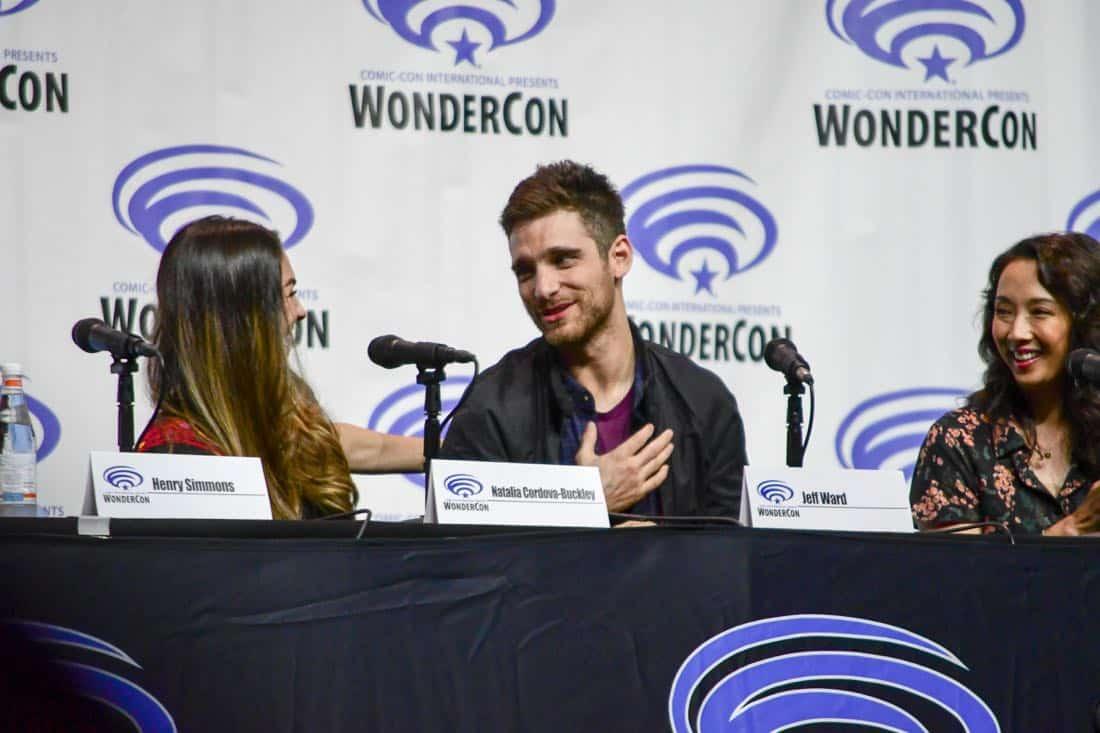 Agents Of SHIELD Cast WonderCon 201841