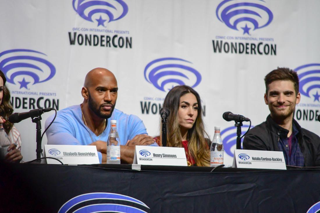 Agents Of SHIELD Cast WonderCon 201822