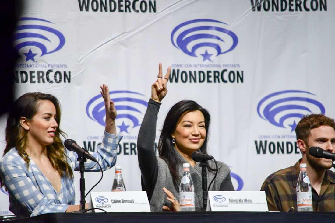 Agents Of SHIELD Cast WonderCon 201823