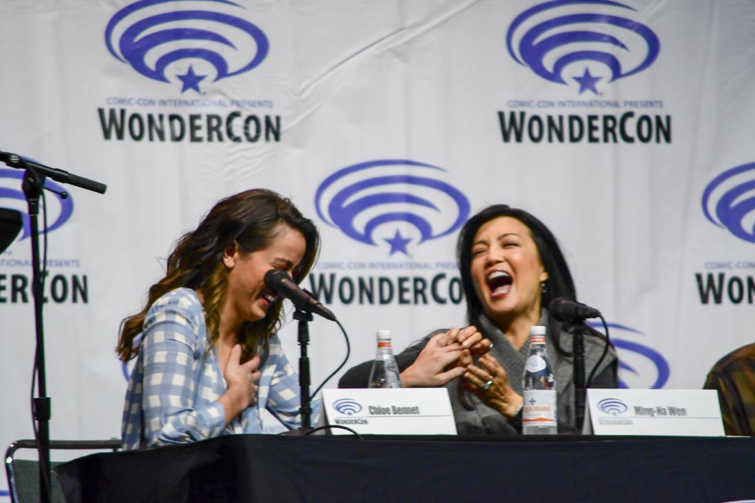 Agents Of SHIELD Cast WonderCon 201824
