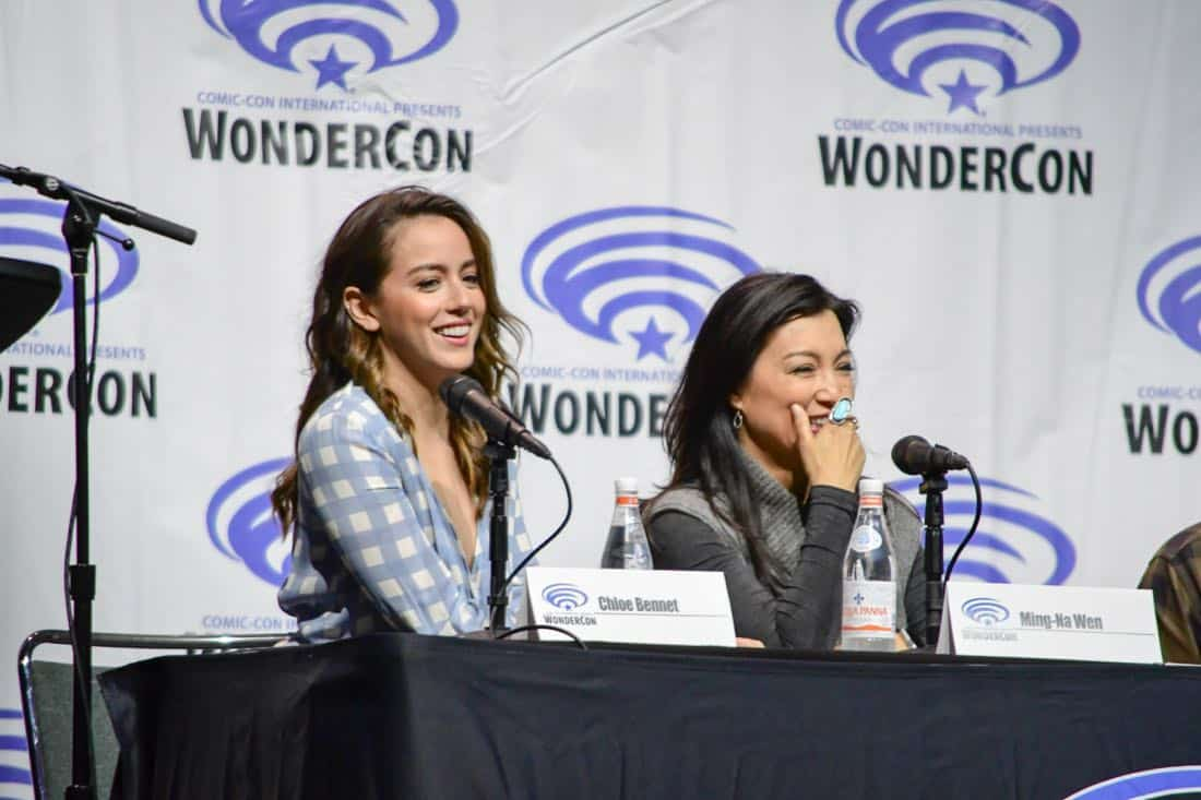 Agents Of SHIELD Cast WonderCon 201825