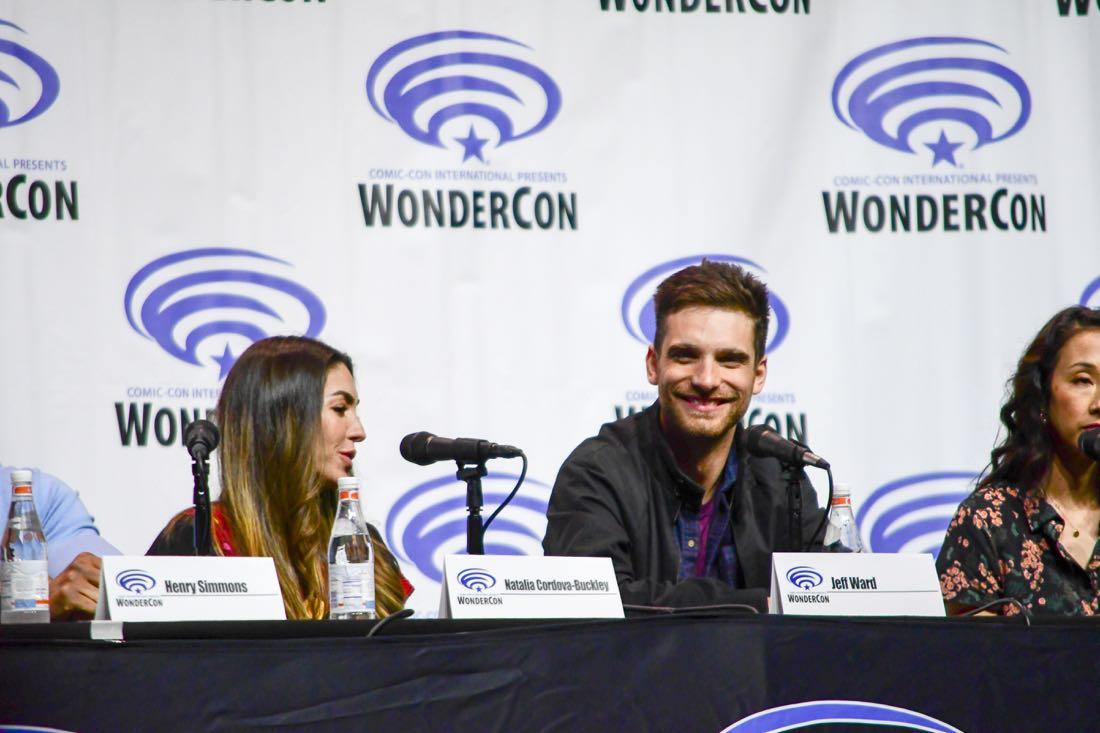 Agents Of SHIELD Cast WonderCon 201826