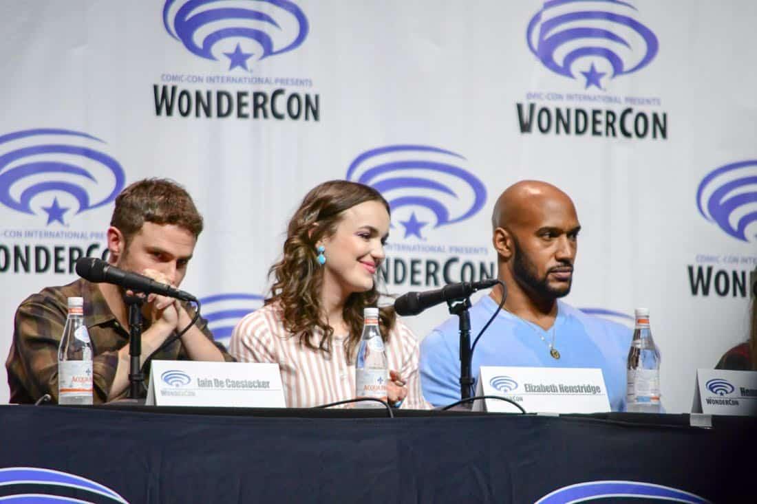 Agents Of SHIELD Cast WonderCon 201827