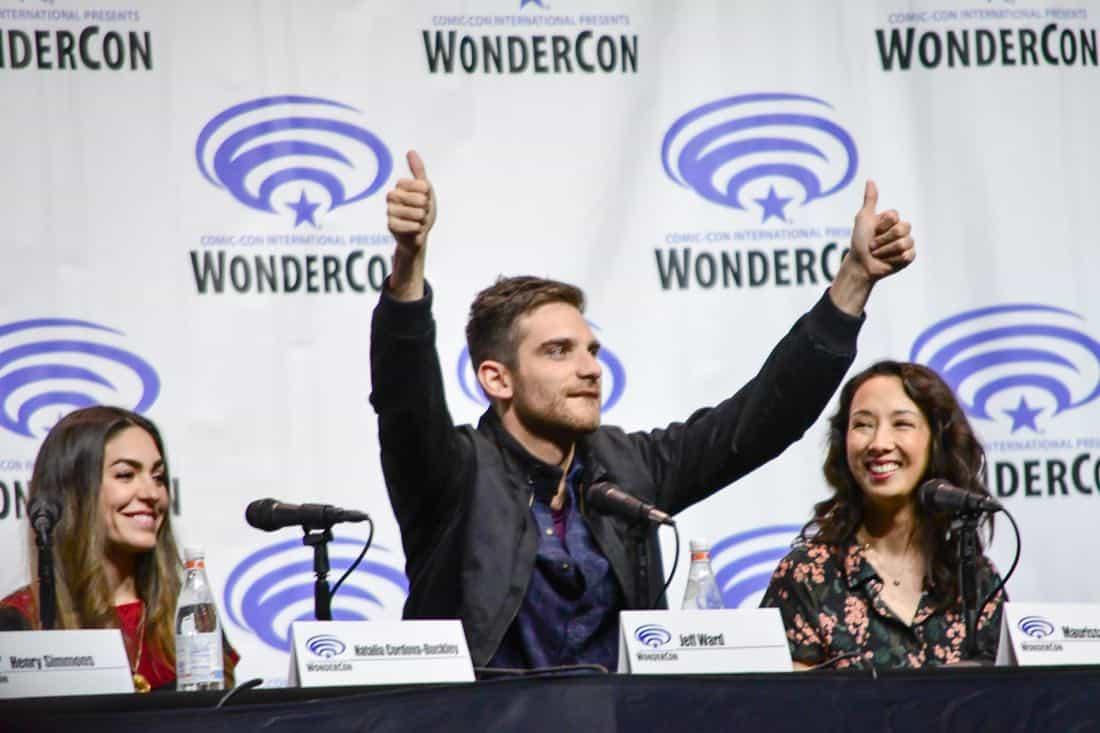 Agents Of SHIELD Cast WonderCon 201829