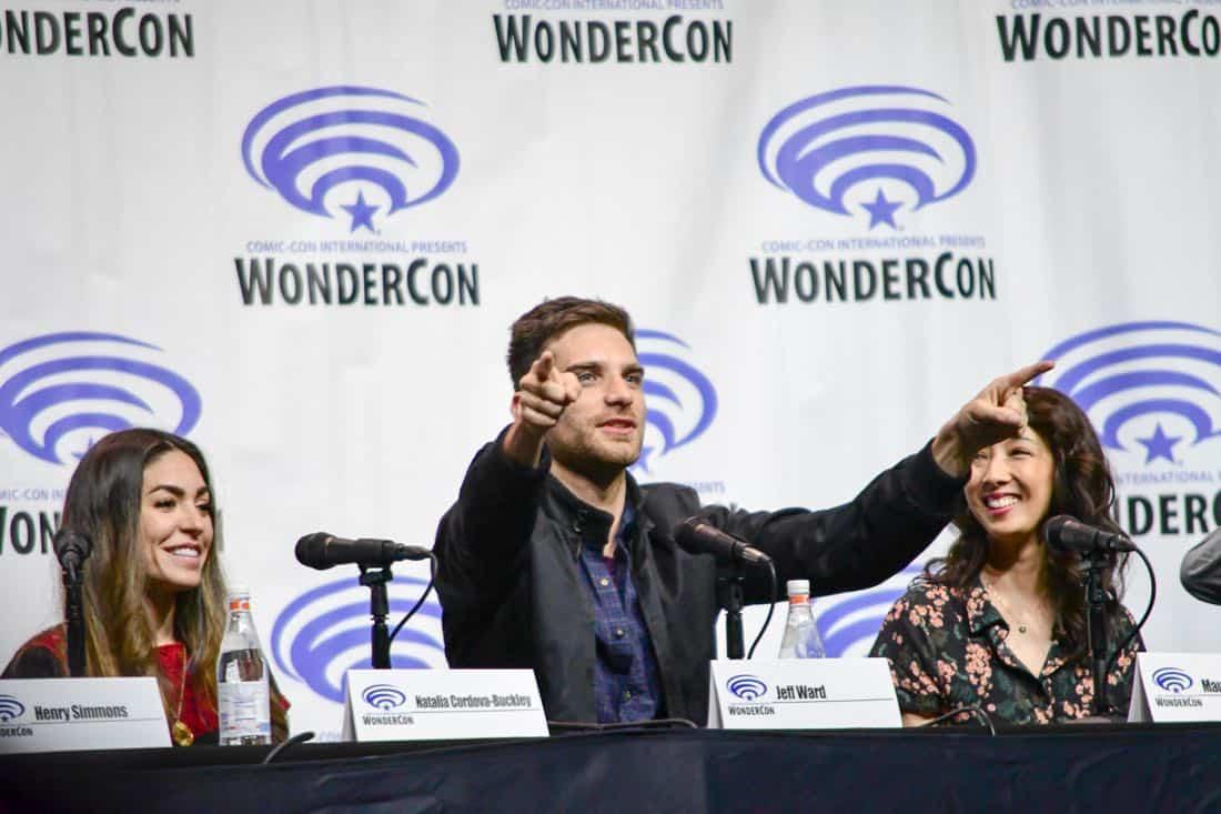 Agents Of SHIELD Cast WonderCon 201830