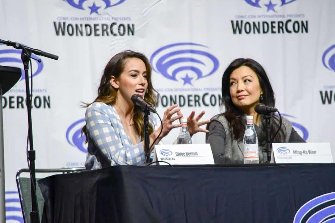 Agents Of SHIELD Cast WonderCon 201831
