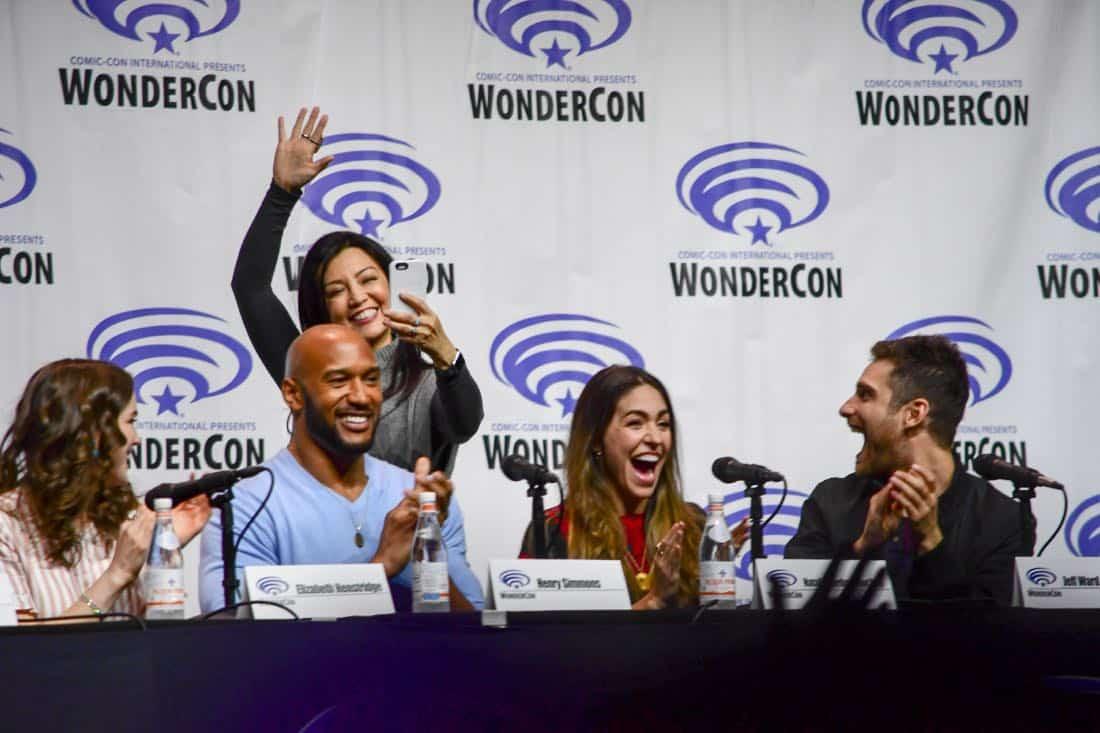 Agents Of SHIELD Cast WonderCon 201813