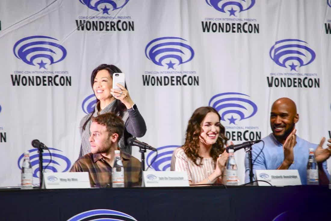 Agents Of SHIELD Cast WonderCon 201814