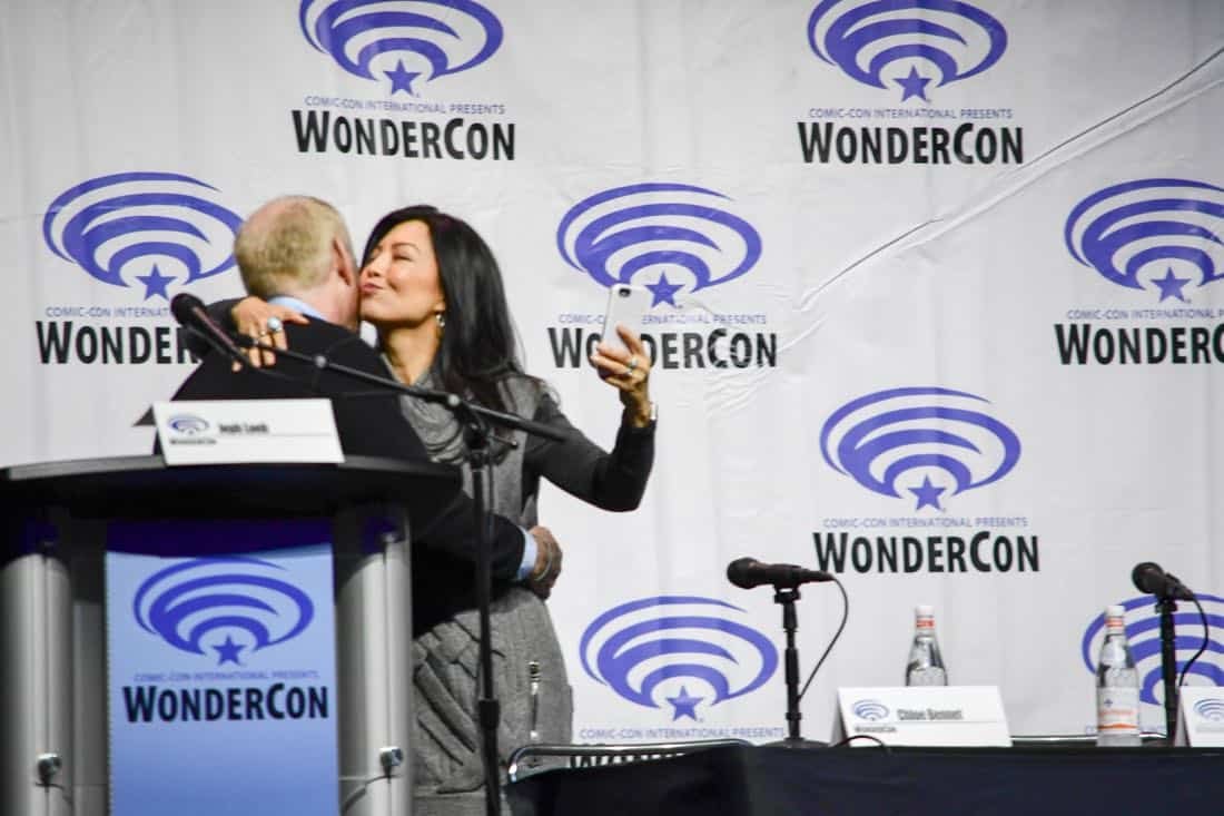 Agents Of SHIELD Cast WonderCon 201815