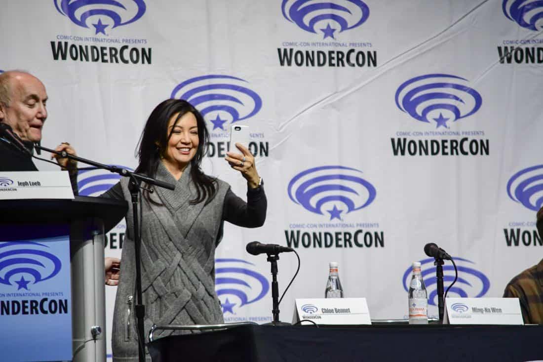 Agents Of SHIELD Cast WonderCon 201816