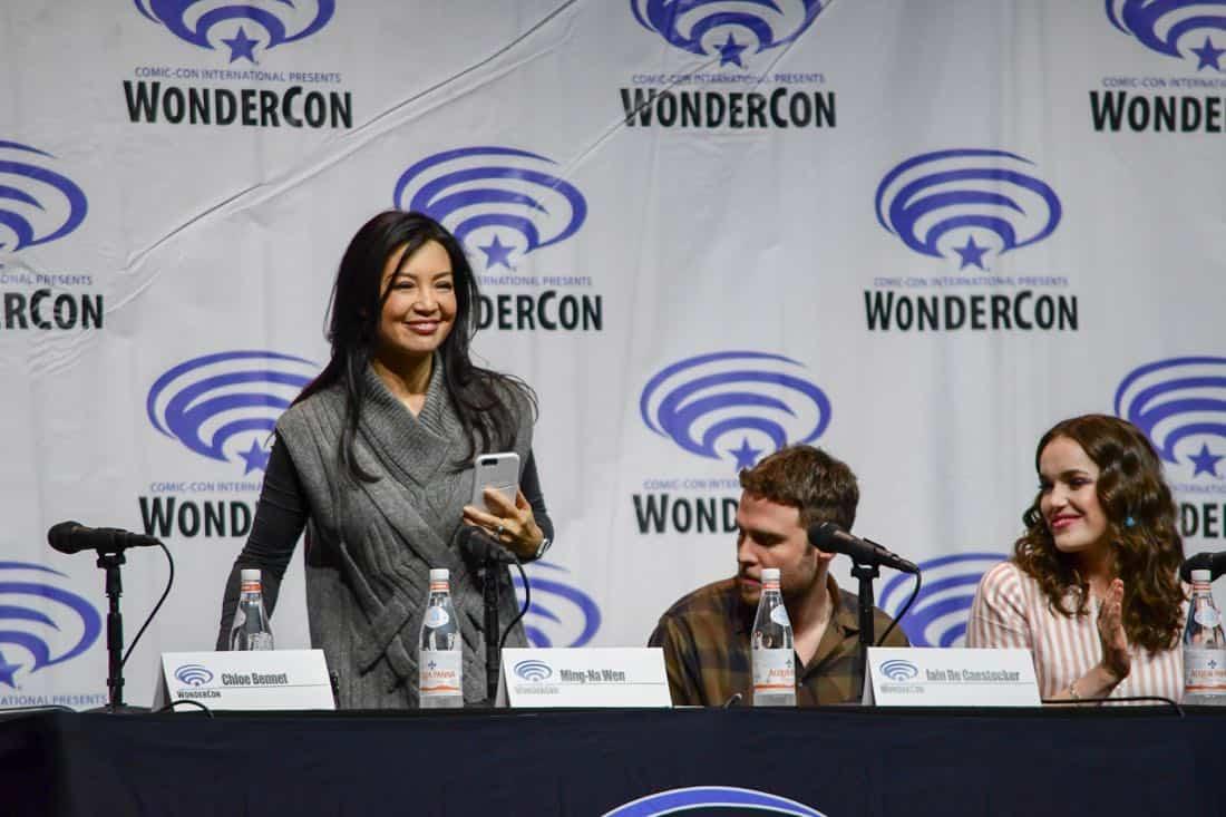 Agents Of SHIELD Cast WonderCon 201817