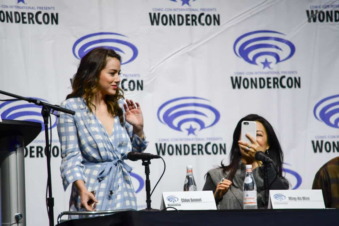 Agents Of SHIELD Cast WonderCon 201818