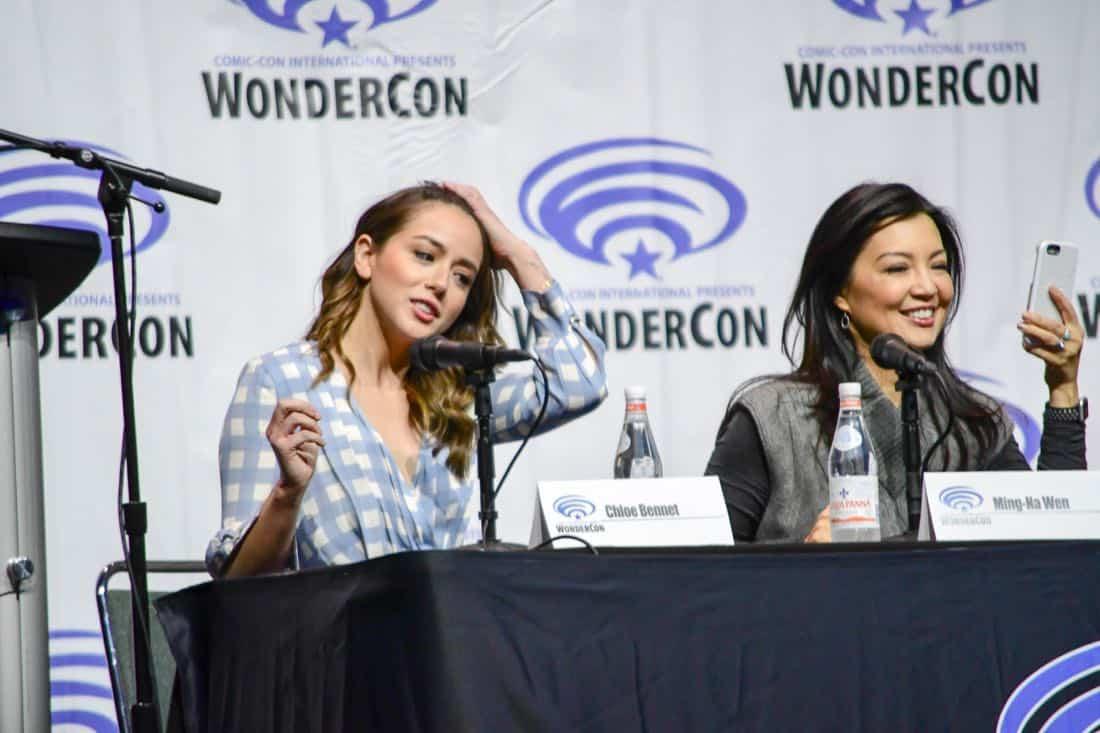 Agents Of SHIELD Cast WonderCon 201819
