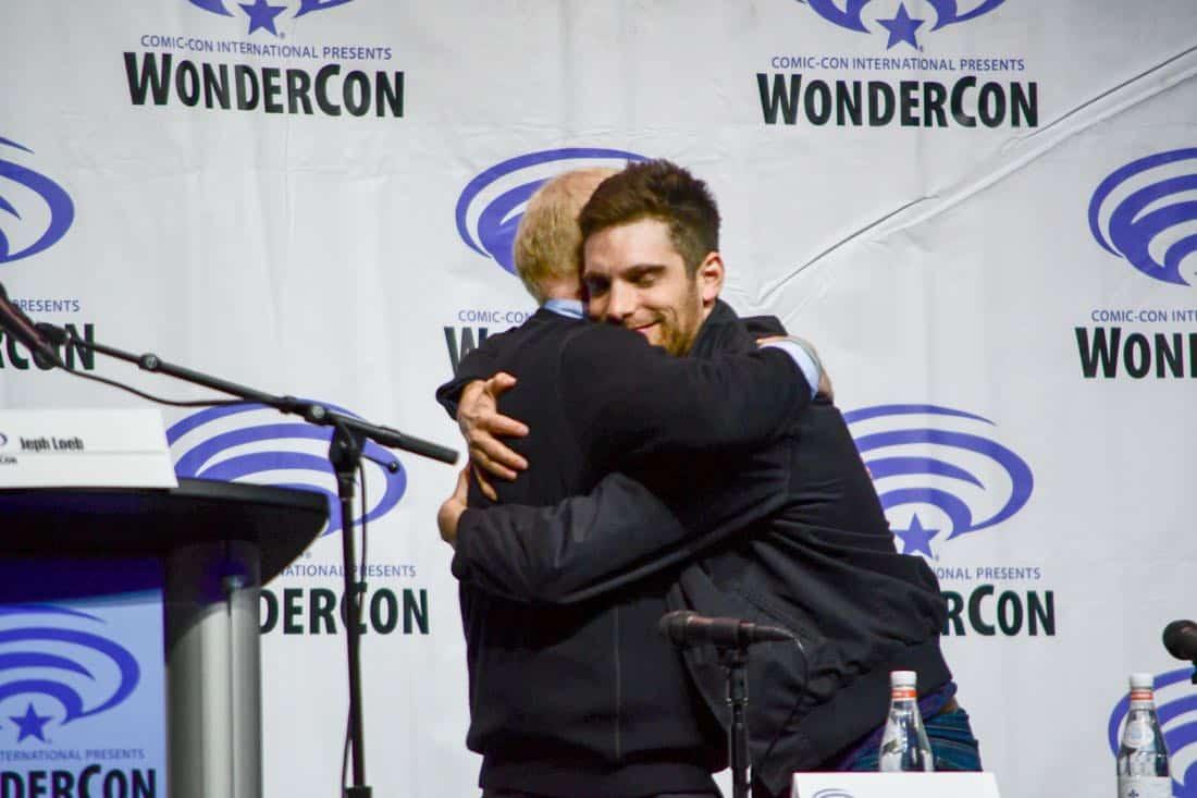 Agents Of SHIELD Cast WonderCon 201809