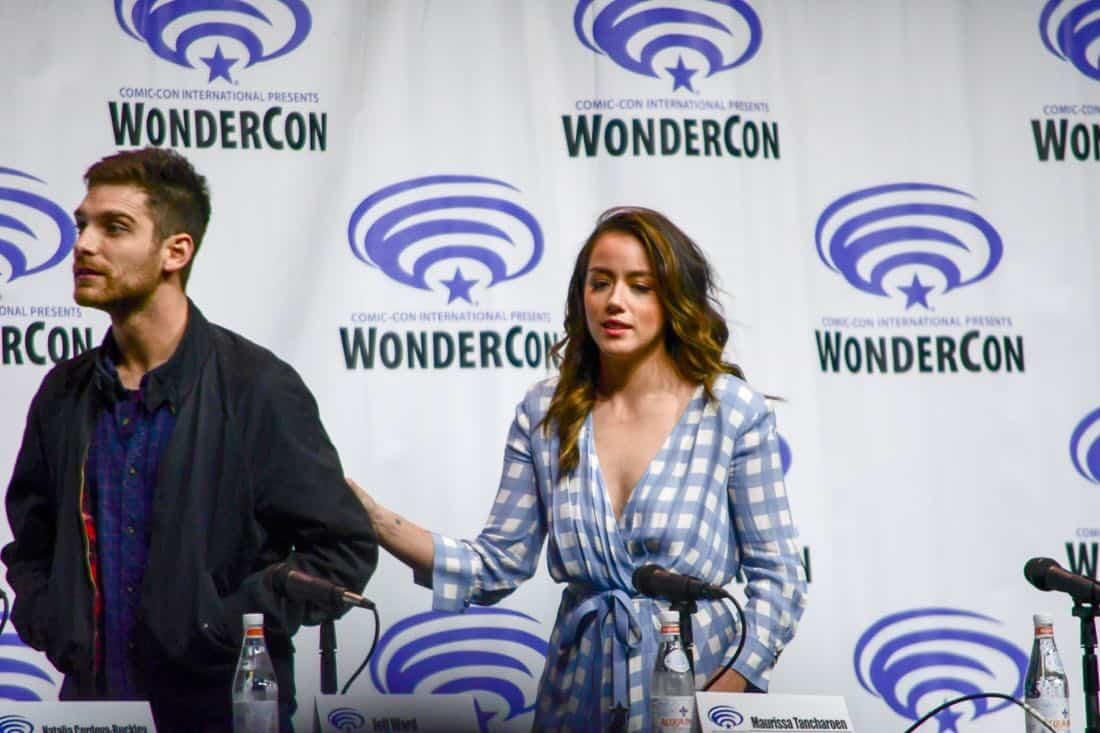 Agents Of SHIELD Cast WonderCon 201803