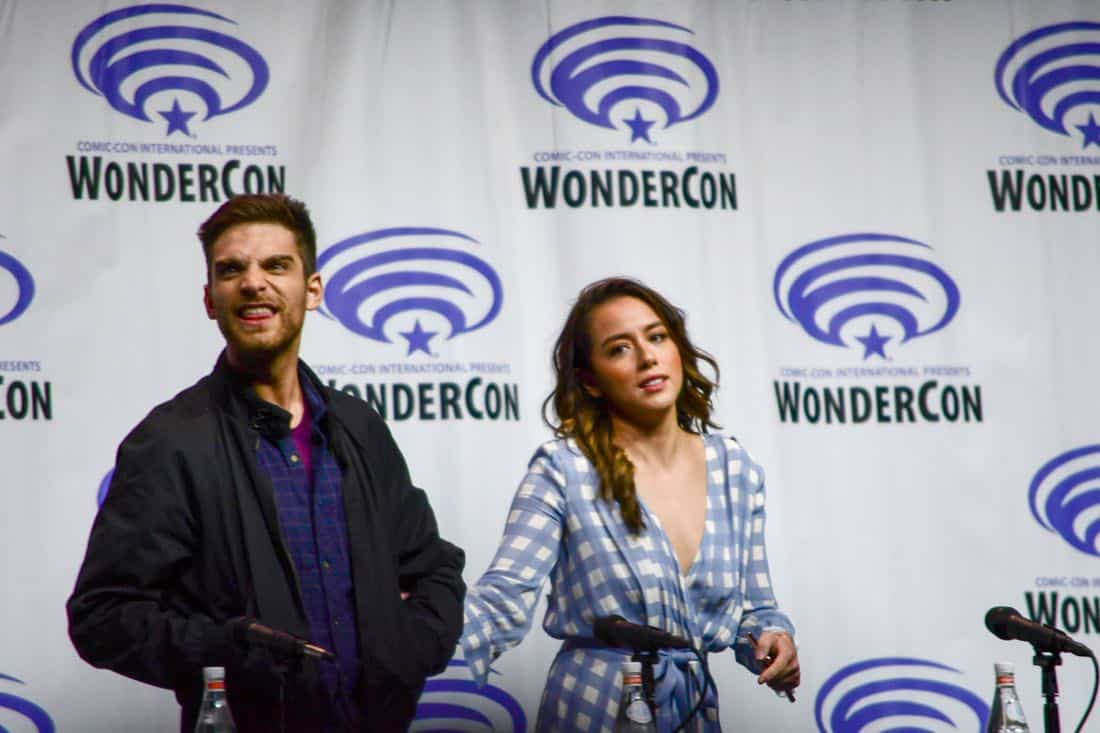 Agents Of SHIELD Cast WonderCon 201804
