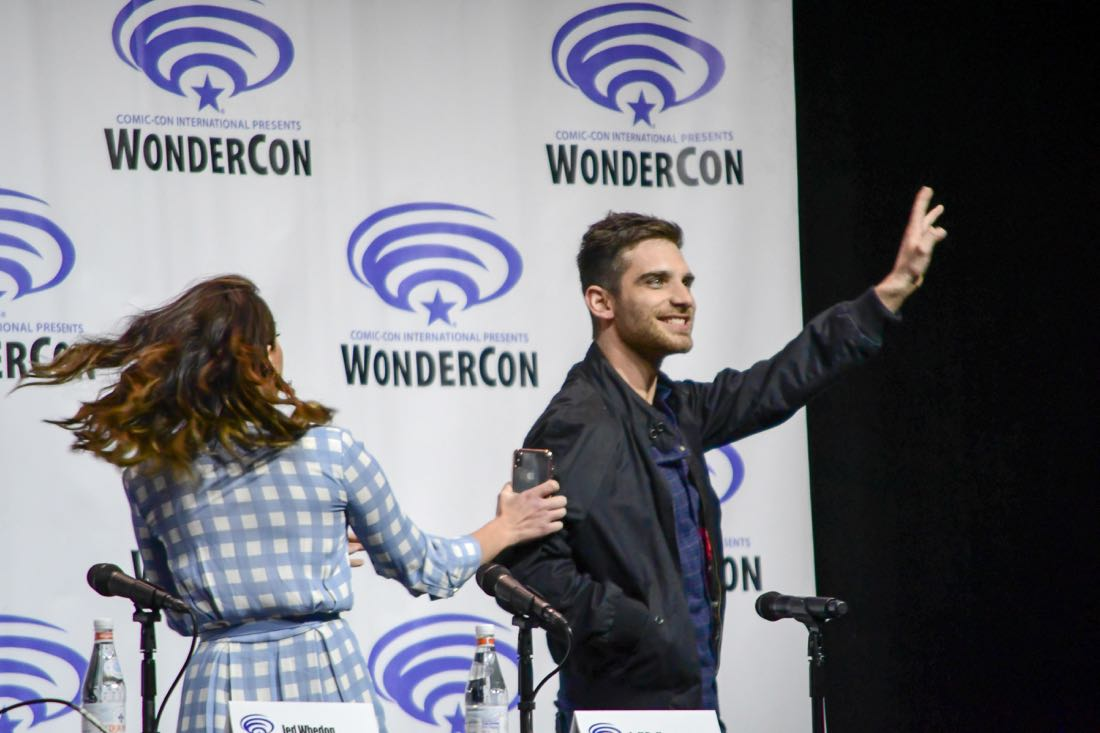 Agents Of SHIELD Cast WonderCon 201806