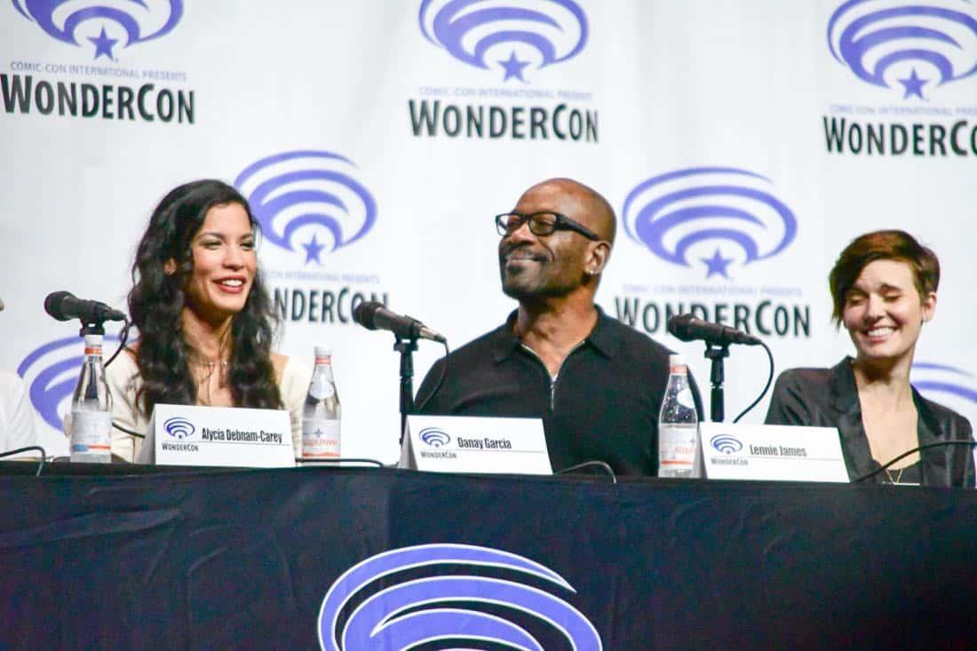 Fear The Walking Dead Cast WonderCon 2018 15