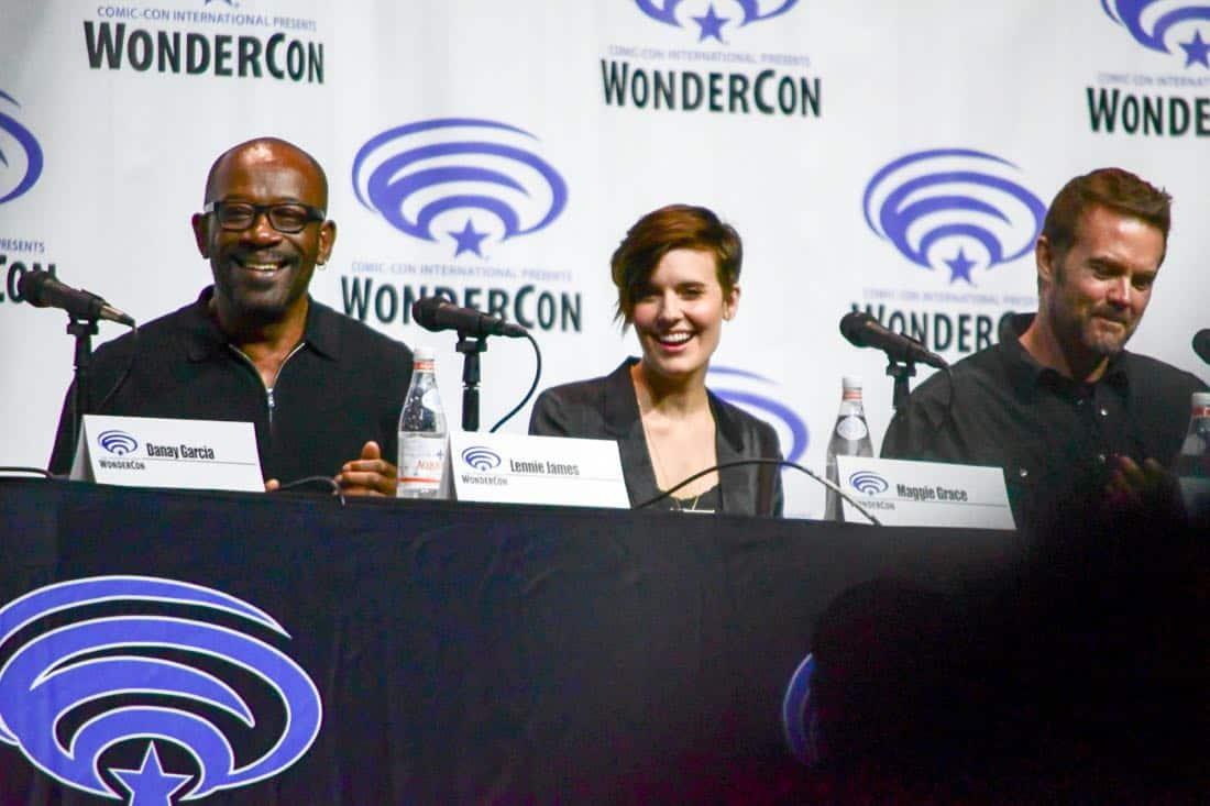 Fear The Walking Dead Cast WonderCon 2018 16