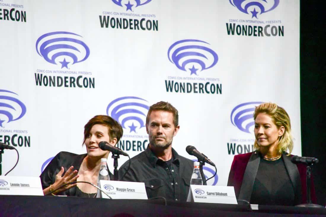 Fear The Walking Dead Cast WonderCon 2018 18