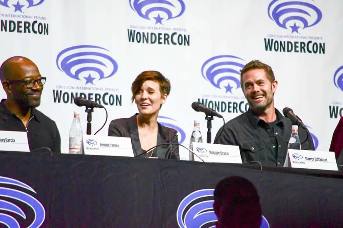 Fear The Walking Dead Cast WonderCon 2018 19