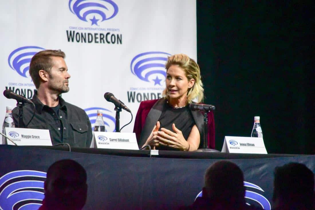 Fear The Walking Dead Cast WonderCon 2018 21