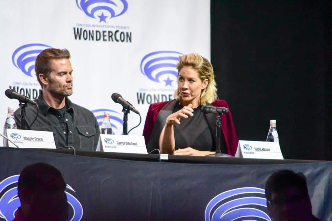 Fear The Walking Dead Cast WonderCon 2018 22