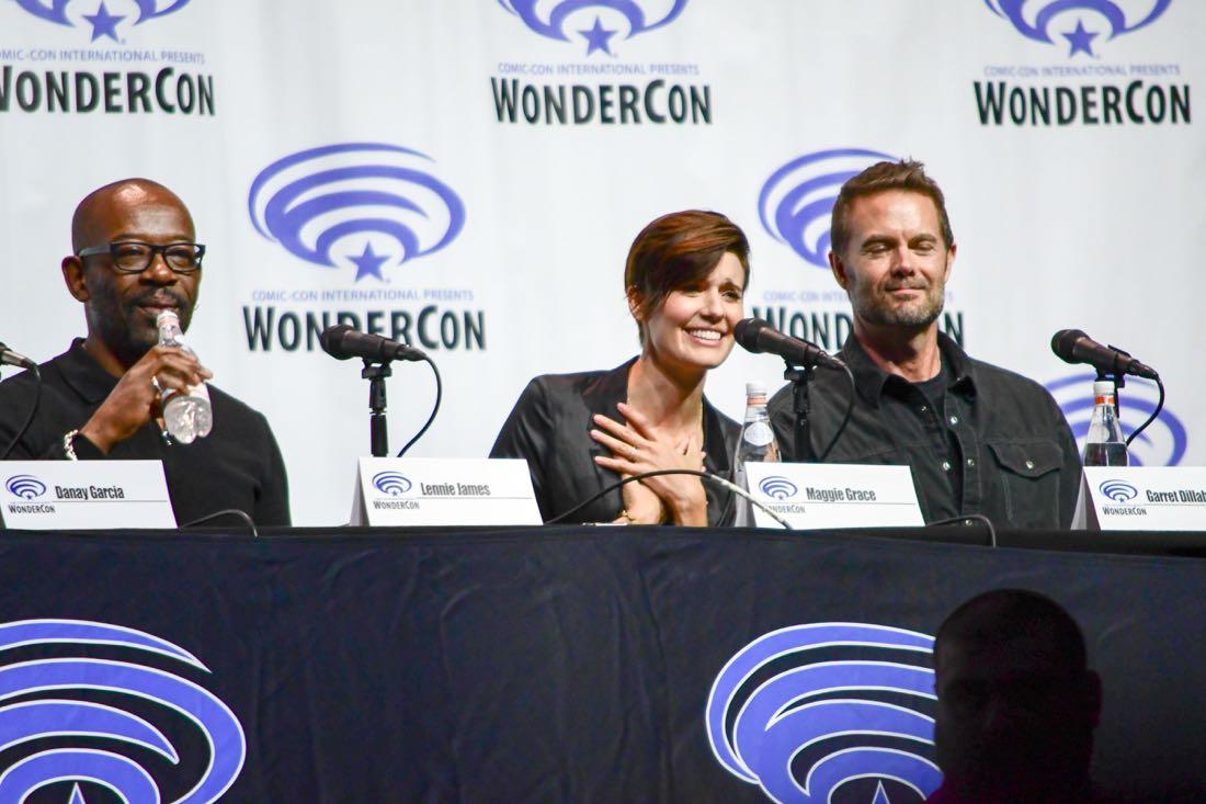 Fear The Walking Dead Cast WonderCon 2018 23