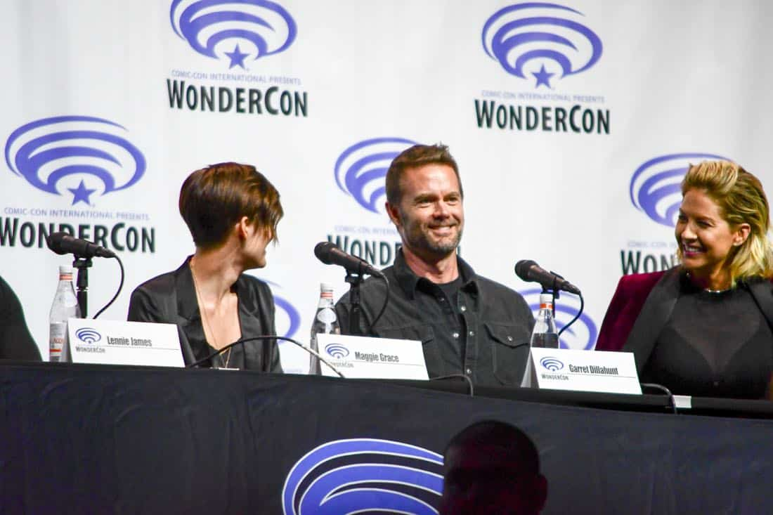 Fear The Walking Dead Cast WonderCon 2018 24