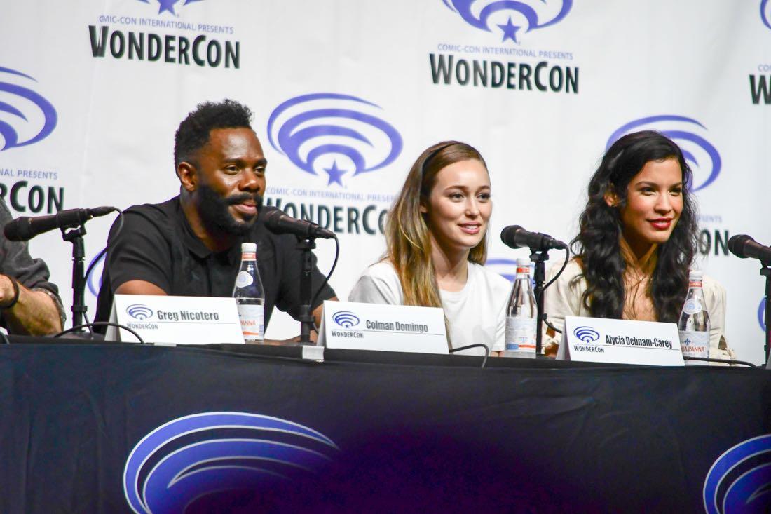 Fear The Walking Dead Cast WonderCon 2018 25