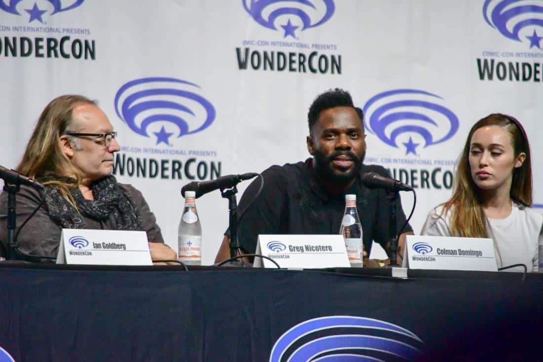 Fear The Walking Dead Cast WonderCon 2018 07