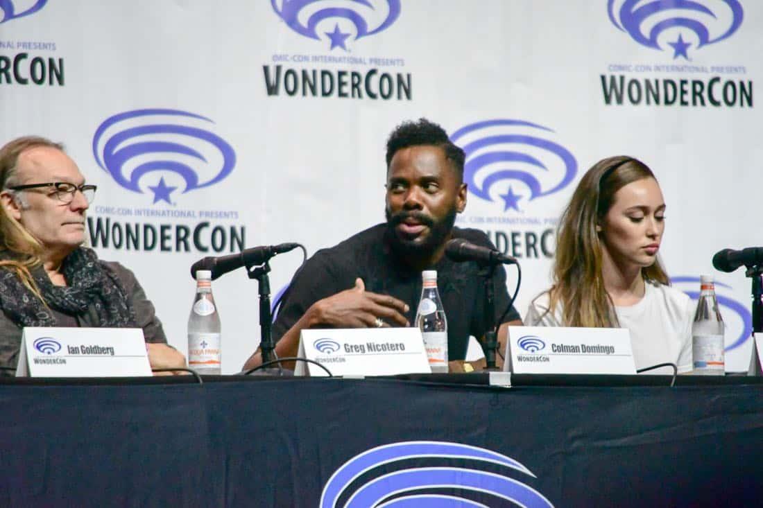 Fear The Walking Dead Cast WonderCon 2018 08