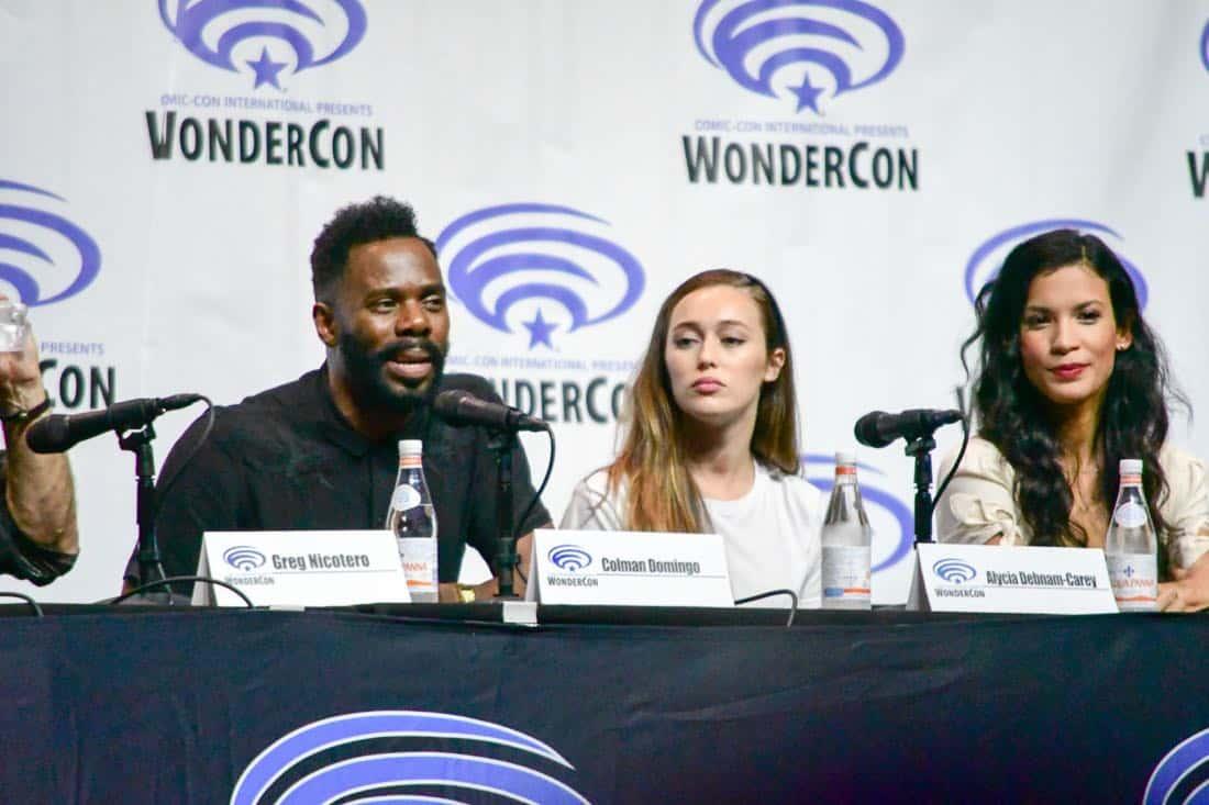 Fear The Walking Dead Cast WonderCon 2018 09