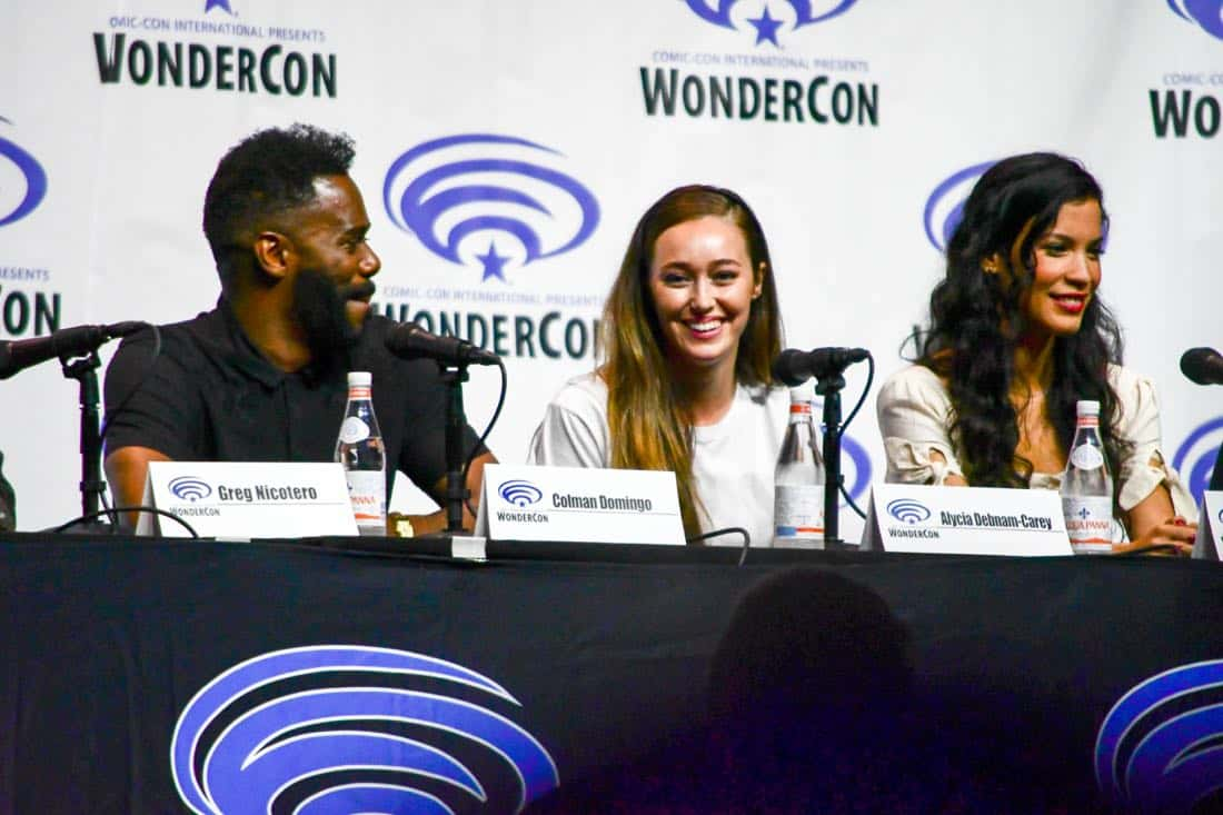 Fear The Walking Dead Cast WonderCon 2018 10