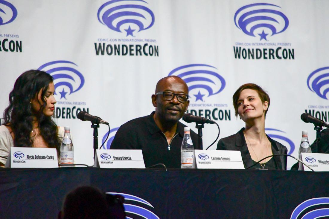 Fear The Walking Dead Cast WonderCon 2018 11