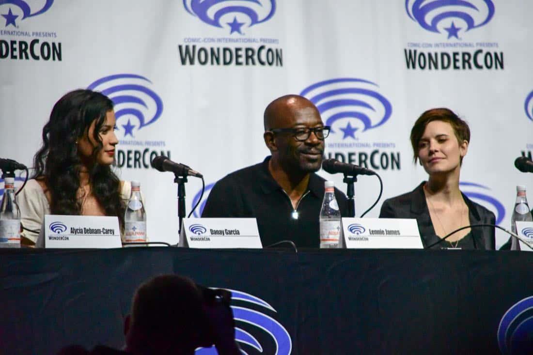 Fear The Walking Dead Cast WonderCon 2018 12