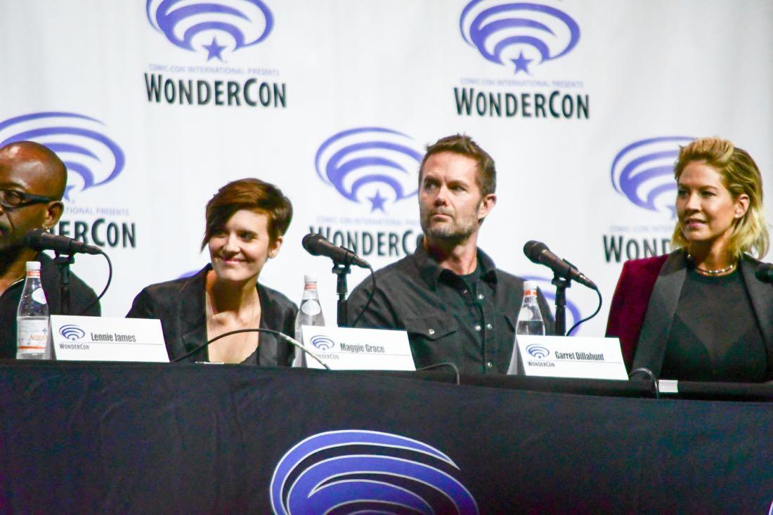 Fear The Walking Dead Cast WonderCon 2018 13
