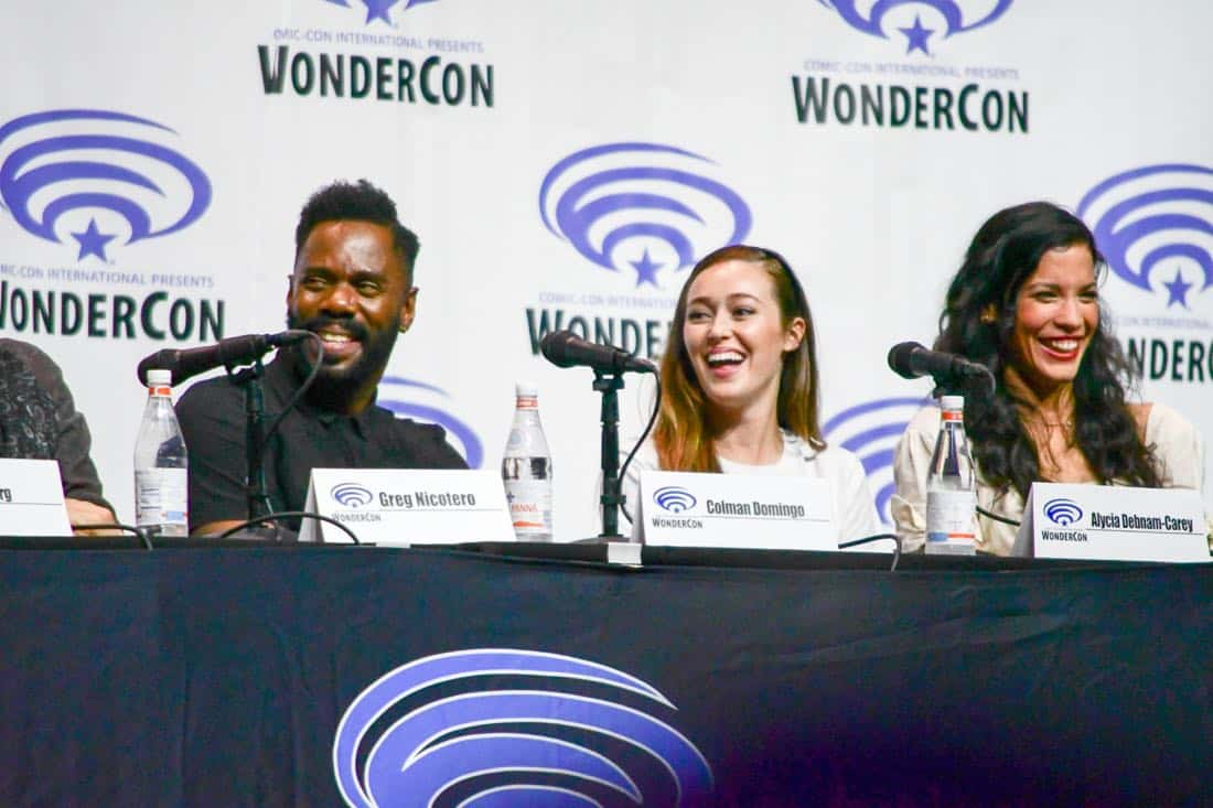 Fear The Walking Dead Cast WonderCon 2018 14