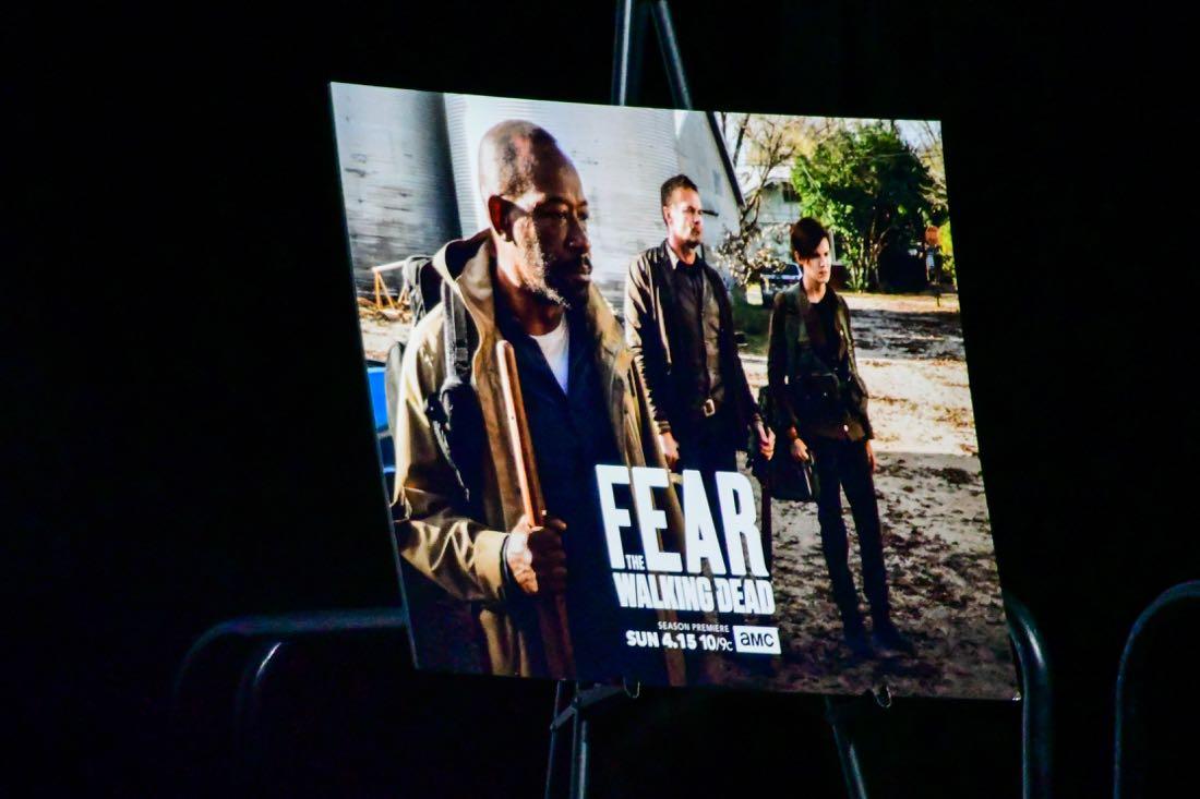 Fear The Walking Dead Cast WonderCon 2018 05