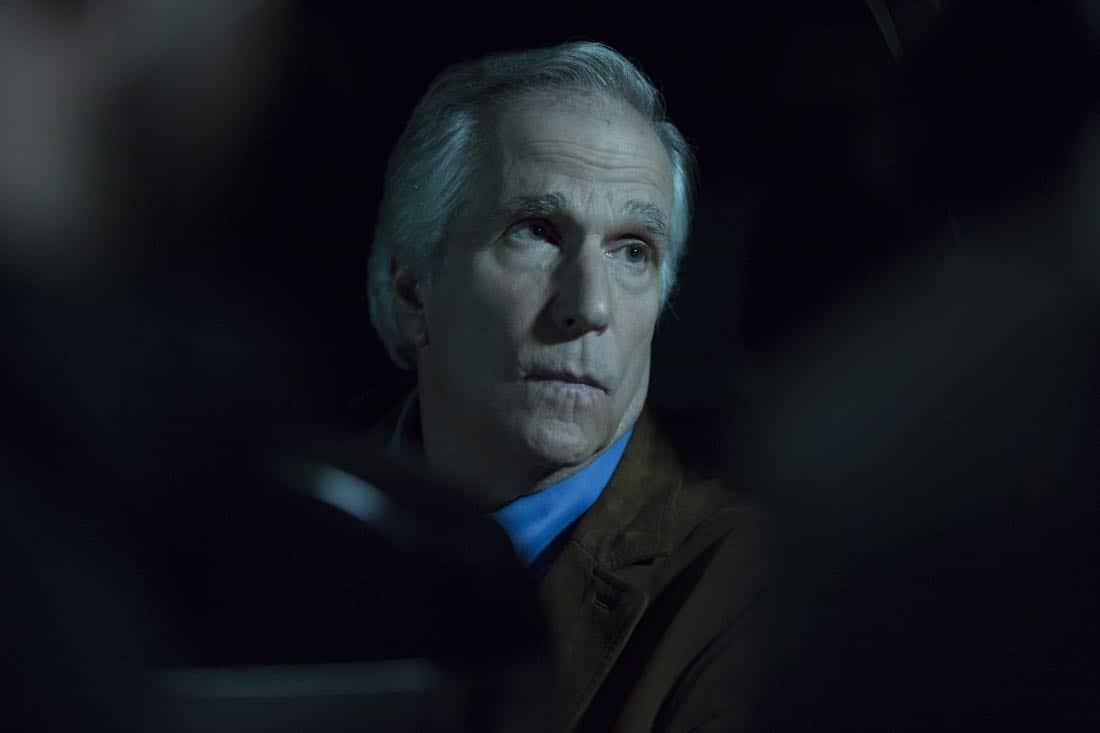 Barry Episode 1 Henry Winkler. photo: Michele K. Short/HBO