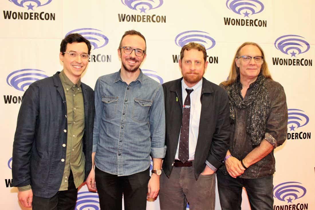 Fear The Walking Dead Cast WonderCon 2018 8