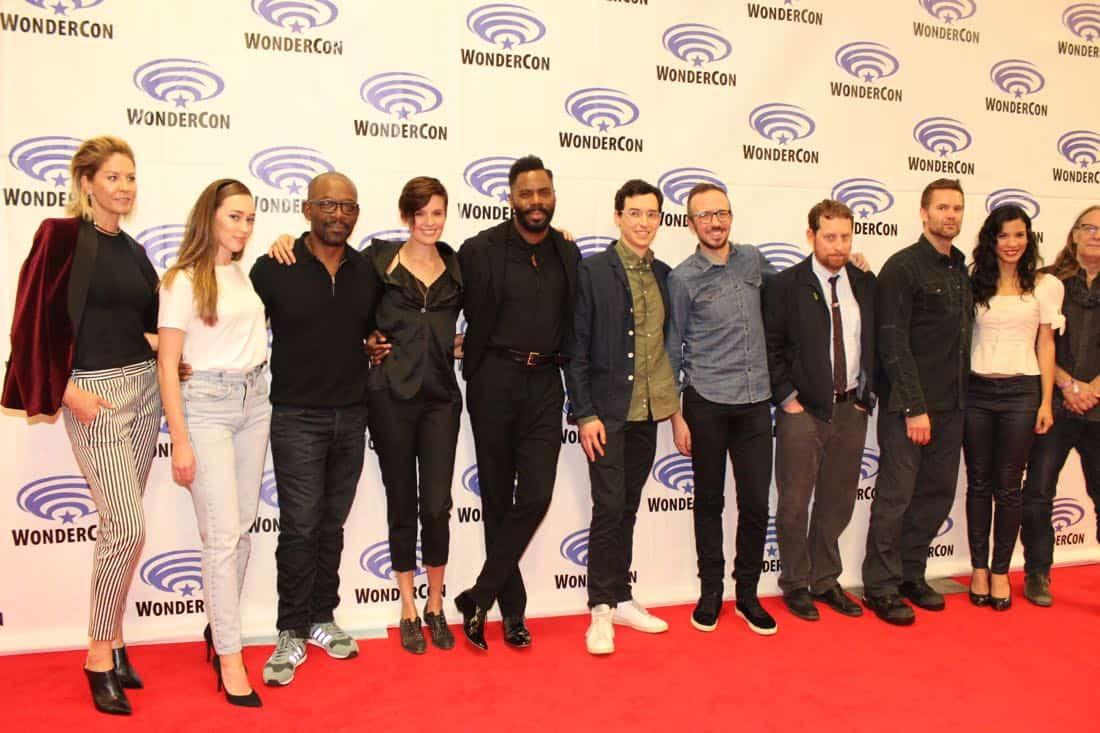 Fear The Walking Dead Cast WonderCon 2018 9
